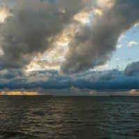 Закатные облака :: Игорь Кузьмин