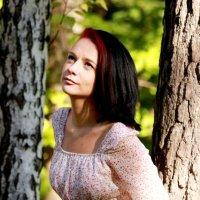 Сон в лесу :: Анна Столярова