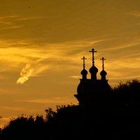 вечерние купола :: Александр Шурпаков