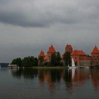 Тракайский замок :: Дмитрий Бубер