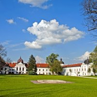 Nearly from Grassalcovich Castle in Godollo :: Roman Ilnytskyi