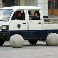 Вечные китайские колёса :: URRa L