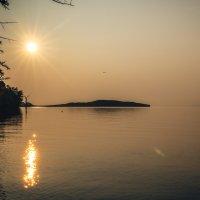 Рассвет на Байкале :: алексей афанасьев
