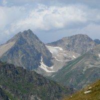 Вершины Узункола :: Светлана Попова