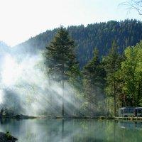 Дым над водой :: Светлана Попова
