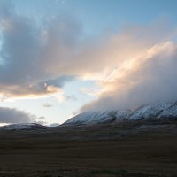 2500 м над уровнем моря :: Sergey Oslopov