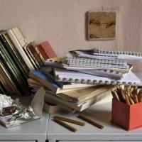 Кто знает аз да буки, тому и книги в руки :: Ирина Данилова