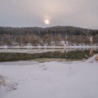 Зимний пейзаж :: Виктор