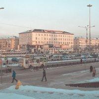 Новокузнецк, вокзал :: Игорь