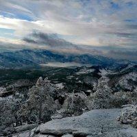 В горах,зима :: Георгиевич
