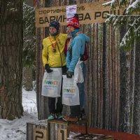 Девушки призеры :: Сергей Цветков