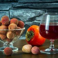 Заморский ягодно-фруктовый :: Георгий Кулаковский