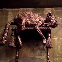 Кот :: Самохвалова Зинаида