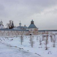 Спасо-Прилуцкий мужской монастырь* :: Нина Кутина