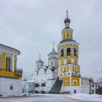Спасо-Прилуцкий мужской монастырь** :: Нина Кутина