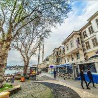 Набережная Бейлербей в Стамбуле :: Ирина Лепнёва