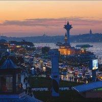 Азиатская часть Стамбула. Ускюдар и Босфор :: Ирина Лепнёва