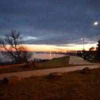 Вид на Хлебную гавань :: Андрей Марченко
