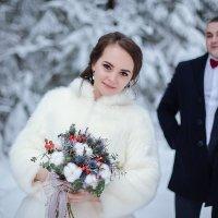 Свадьба зимой :: Наталья