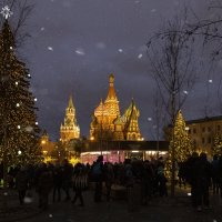 Вечер перед Рождеством :: Светлана Карнаух