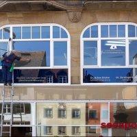 То ли окон мойщик, то ли крыш... :: Валерий Готлиб