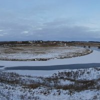 Панорама реки :: Николай Филоненко