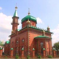 Томск. Красная мечеть :: владимир тимошенко