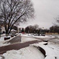 Январь в городе :: Елена Семигина
