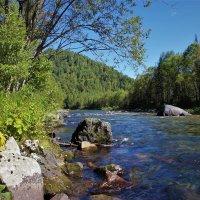Чистые воды Тумуяса :: Сергей Чиняев