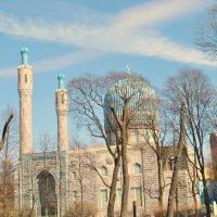 Санкт-Петербургская соборная мечеть :: Елена Вишневская