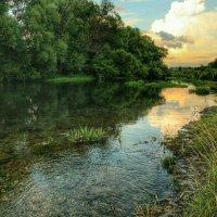 Река Плава. :: Анастасия Самигуллина