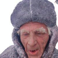 Вышел из метели человек :: Светлана Рябова-Шатунова