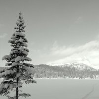 Путешествие в зимнюю сказку гор :: Любовь Иванова