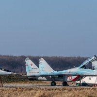 Миг - 29 :: Игорь Сикорский
