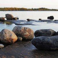 Камни на закате :: Сергей Курников