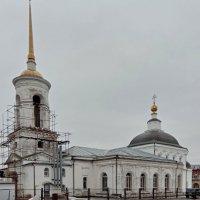 Храм Великомученицы Екатерины в Рязани :: Tarka