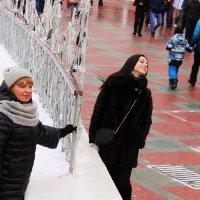 На фоне мечети. :: sav-al-v Савченко