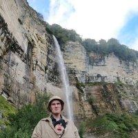 Заглушая шум водопада... :: Хлопонин Андрей Хлопонин Андрей
