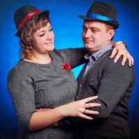 Муж и жена :: Игорь Почикеев