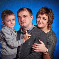 Семья :: Игорь Почикеев