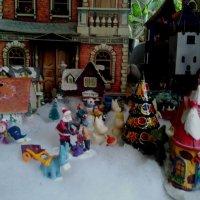 Зимний городок :: Самохвалова Зинаида