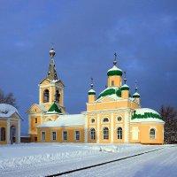 Введено-Оятский монастырь :: Зуев Геннадий
