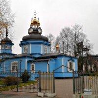 Храм св великомученика Дмитрия Солунского :: Елена Вишневская