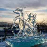 дракон и лис :: Руслан А