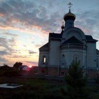 Святая зорька... :: Хлопонин Андрей Хлопонин Андрей