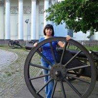 У Тро́ице-Изма́йловского собо́ра :: Елена Вишневская