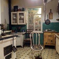 Реконструкция кухни коммунальной квартиры СССР :: Ольга И