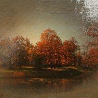 Эта осень к нам с тобой сошла с картины.... :: Tatiana Markova