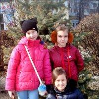 Подружки :: Нина Корешкова