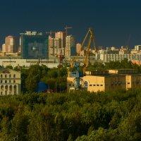 Москва. Южный речной порт :: Владимир Барышев